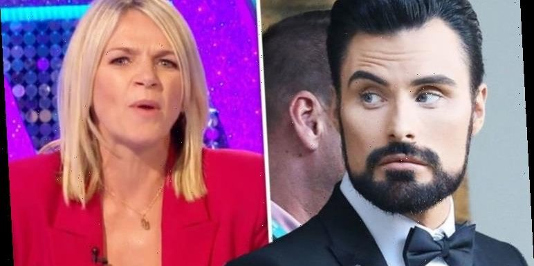 Zoe Ball: Rylan Clark-Neal reveals what he really thinks about Strictly co-host amid 'row'