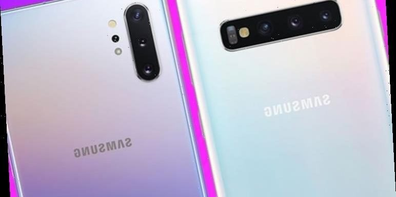 Galaxy S10 and Galaxy Note 10 owners in the UK can soon download this major Samsung update
