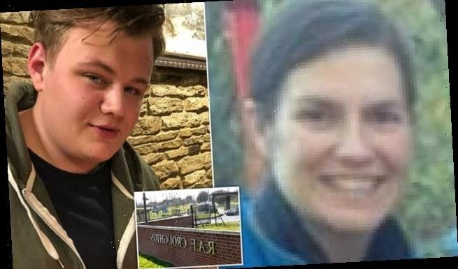 Pictured: US diplomat's wife, 42, 'who killed' teen outside UK base