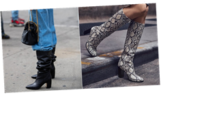 From Western Designs to Over-the-Knee Pairs, Macy's Has the Best Boots You Need For Fall