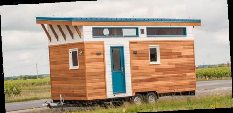 This Whimsical Two-Bedroom Tiny House has More Space Than You'd Think
