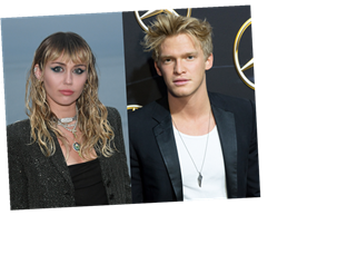 """Miley Cyrus Called Cody Simpson Her """"BF"""" On When He Visited Her At The Hospital & OMG"""
