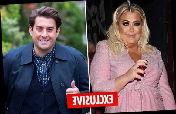 Gemma Collins reveals she's been piling on the pounds over stress of troubled ex James Argent – The Sun
