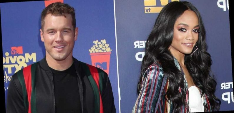 Rachel Lindsay Slams Colton Underwood for 'Petty' Diss: 'I Don't Have Time'
