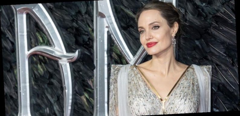 """Angelina Jolie Said She Was """"Pretty Broken"""" After She Split With Brad Pitt Leading Up to 'Maleficent'"""
