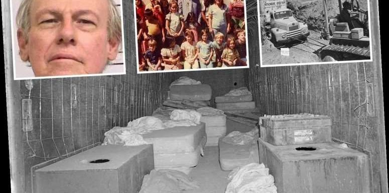 Horrifying tale of 26 kids who dug themselves out after armed kidnappers buried them alive in quarry – The Sun