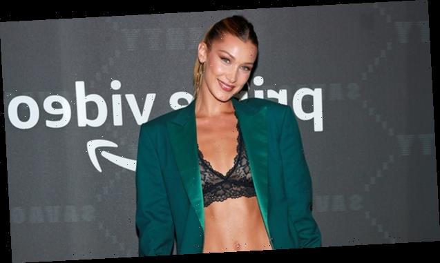 24 Stars Casually Rocking Lingerie In Public: Bella Hadid & More