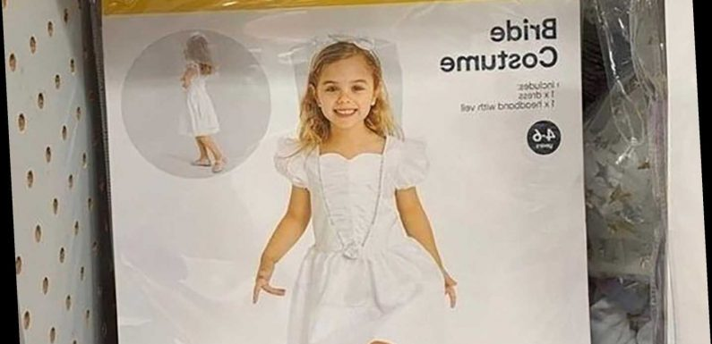 Kmart Removes 'Beyond Inappropriate' and 'Offensive' Children's Costume from Shelves After Petition