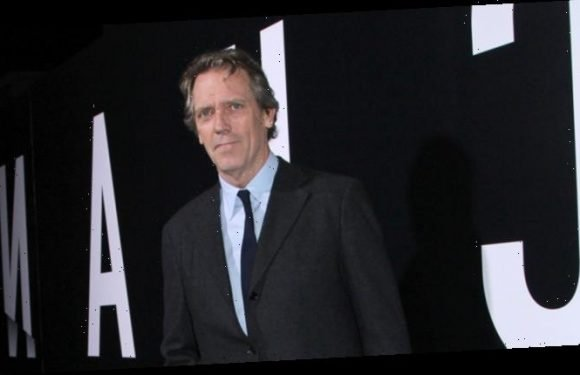 Hugh Laurie Developing Agatha Christie Project for the BBC (EXCLUSIVE)