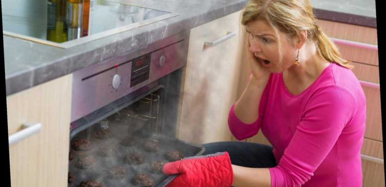 These are the most common cooking fails in the US