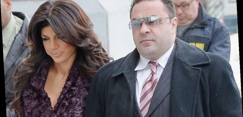 RHONJ's Joe Giudice Looks Much Slimmer in First Photo in Three Years After Becoming a Free Man