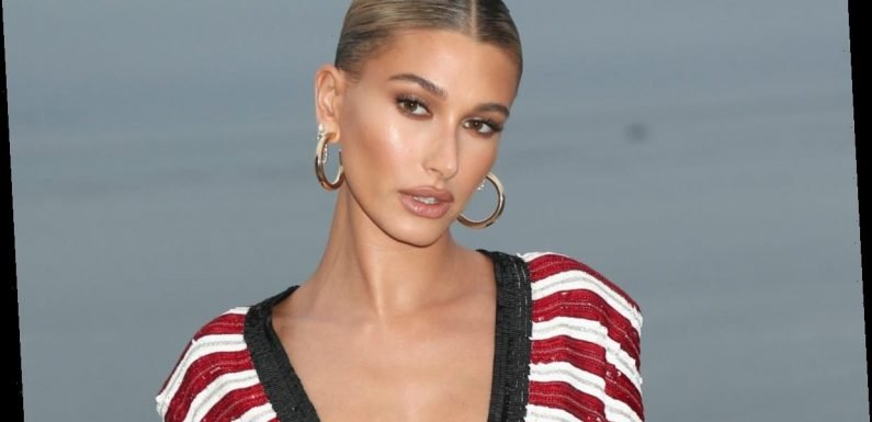 Hailey Bieber's Go-To Sneaker Is Seriously So Chic and Only $80