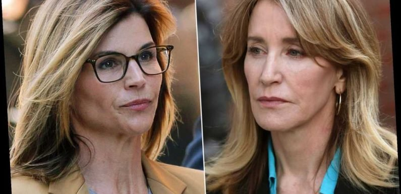 Lori Loughlin wants to 'debrief' Felicity Huffman about her jail stay: report