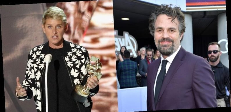 Mark Ruffalo Criticizes Ellen DeGeneres' Defense of Her Friendship With George W. Bush