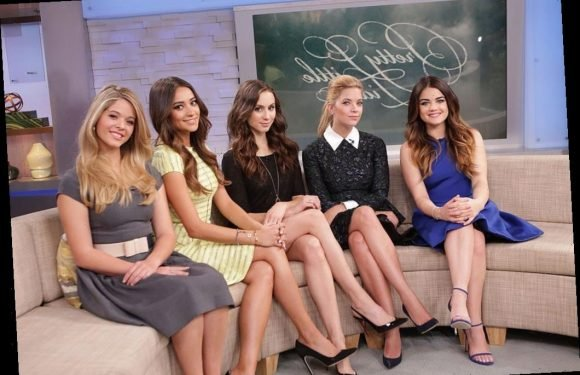 How Shay Mitchell's 'Pretty Little Liars' Co-Stars Congratulated Her On Her Daughter's Birth