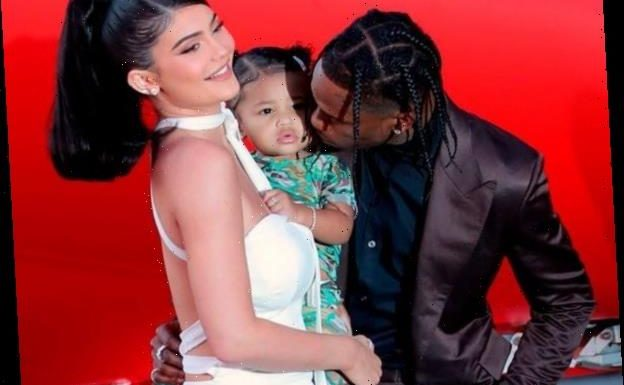 Inside Kylie Jenner, Travis Scott's Family Night Out With Stormi