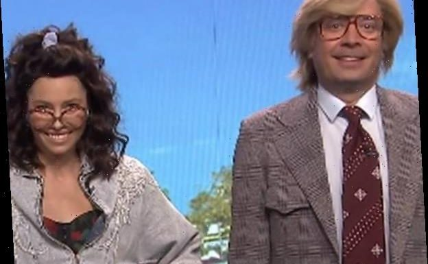 Jessica Biel and Jimmy Fallon's Old School Car Commercial Is Hilarious