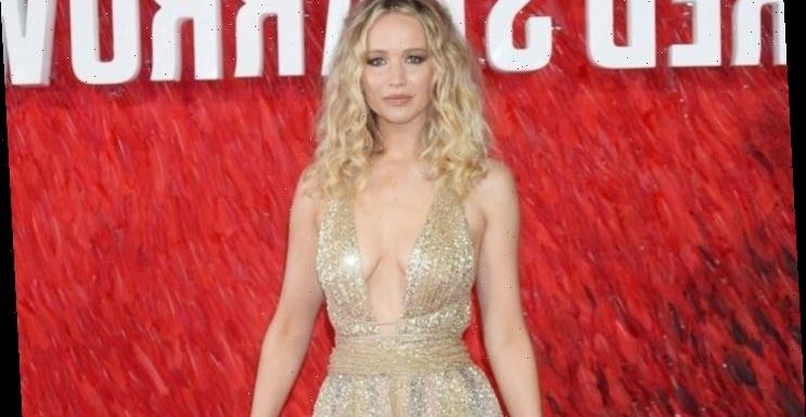Jennifer Lawrence's Wedding Gown Has Its Own Hotel Room
