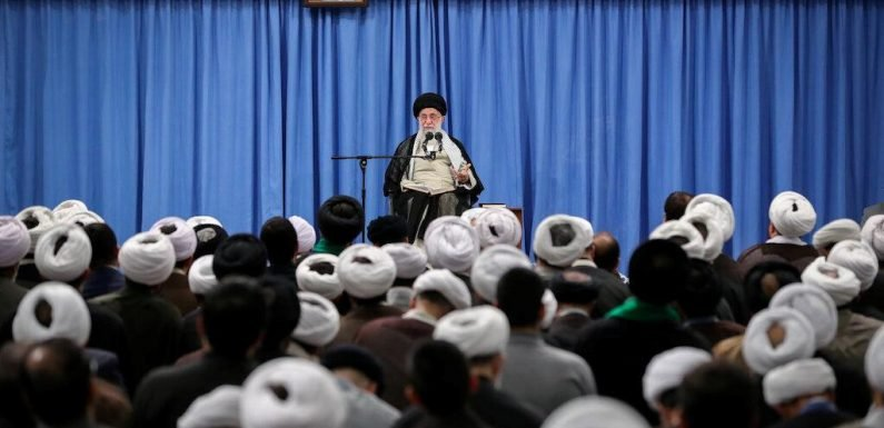 Iran to cut nuclear deal commitments until it reaches 'desired result': supreme leader