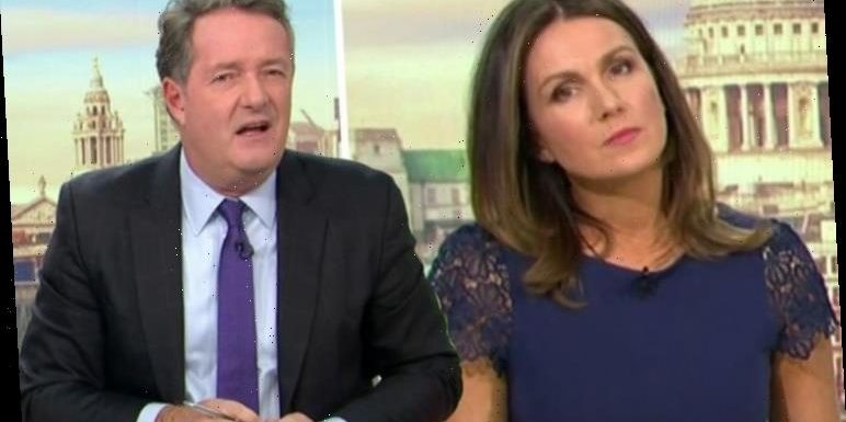 'I open doors for women and they've been annoyed' Piers Morgan rages at PC Britain on GMB