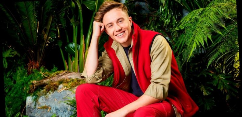 Roman Kemp says his family 'p****ed themselves laughing' about I'm A Celeb stint