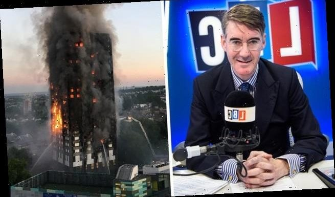 Fury after Jacob Rees-Mogg says Grenfell victims had no common sense