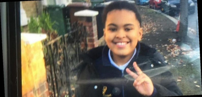 Police desperately hunt for Niyah after girl, 8, vanished in east London