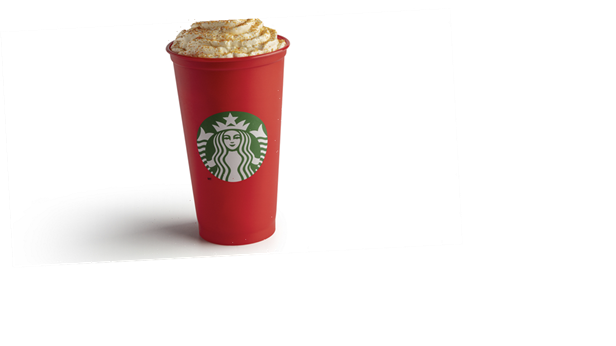 Starbucks' Christmas cups return today – and the toasted marshmallow hot chocolate sounds amazing