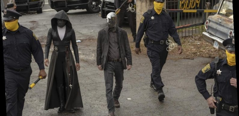The 'Watchmen' Season 1, Episode 5 Promo Dives Into The Origins of Looking Glass