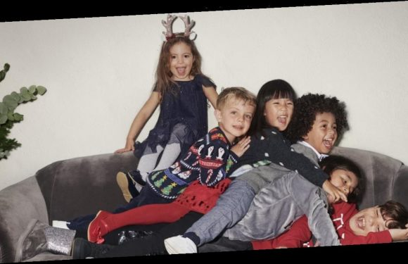 For Holiday Moments — Big, Small, and Everything in Between — H&M Has Looks For the Entire Family