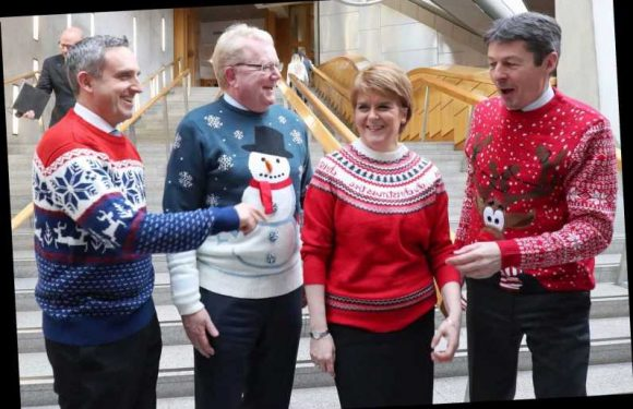 Christmas Jumper Day 2019 – Date, meaning and how to donate – The Sun