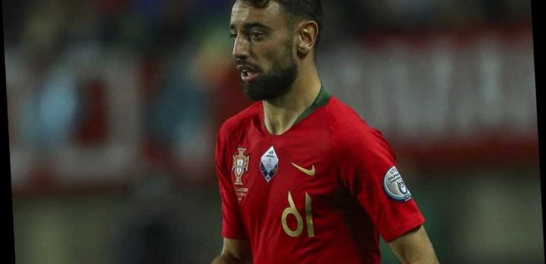 Man Utd and Spurs transfer target Bruno Fernandes admits he 'dreams' of leaving Sporting Lisbon – The Sun