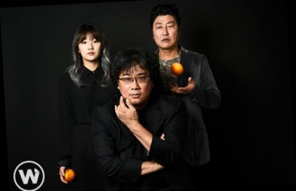'Parasite' Director Bong Joon Ho and Cast OscarWrap Portraits (Exclusive Photos)