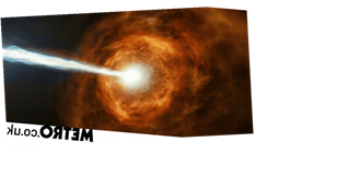 Mysterious 'gamma-ray burst' is most powerful explosion ever detected