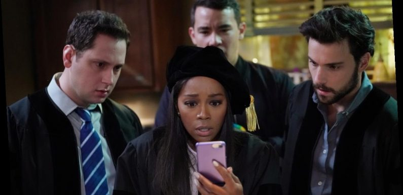 'HTGAWM' Doesn't Come Back Until Spring & It's Really Quite Rude