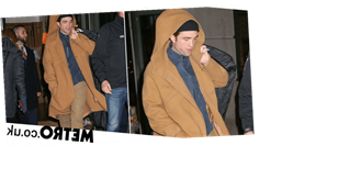 Robert Pattinson keeps head down after causing chaos with Batman role