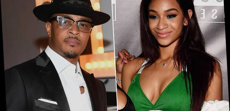 T.I.'s daughter unfollows him after 'hymen check' outrage