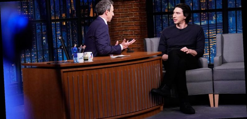 Adam Driver Reveals He and Noah Baumbach Considered Making a Film Version of Musical 'Company'!
