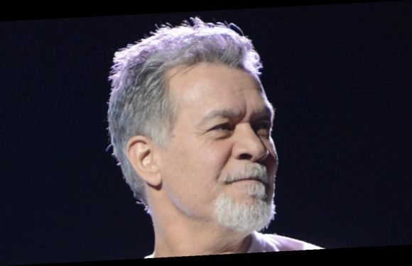 Eddie Van Halen Released from Hospital After Suffering Stomach Pains