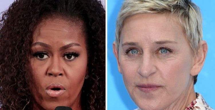 Michelle Obama outrage: Ex-FLOTUS and Degeneres spark fury over eye-watering show prices