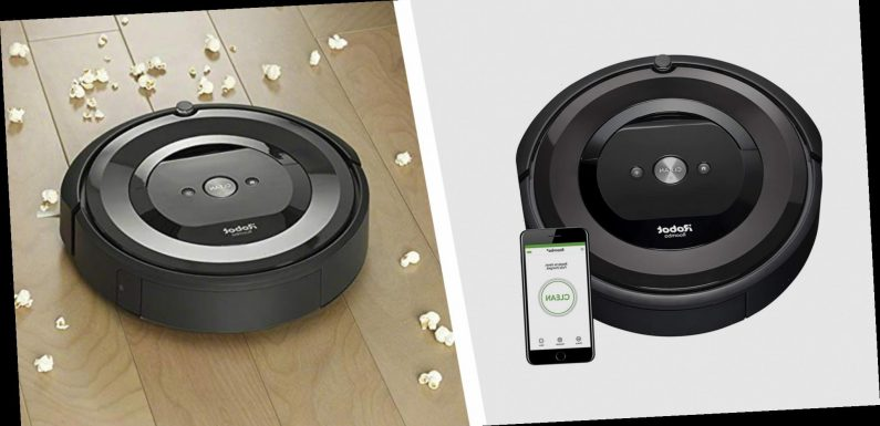 Save $100 on a Roomba Robot Vacuum Today on Amazon