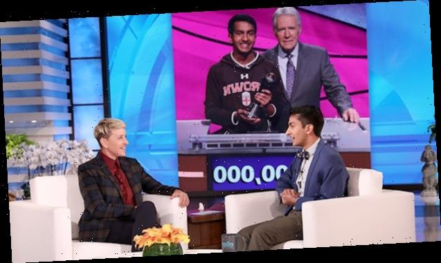 'Jeopardy!' Contestant Dhruv Gaur: Why He Wrote Emotional Note That Made Alex Trebek Almost Cry