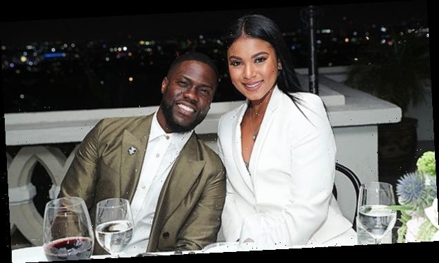 Kevin Hart Hilariously Reveals How Wife Eniko Watched As Suppository Worked In Hospital — Watch