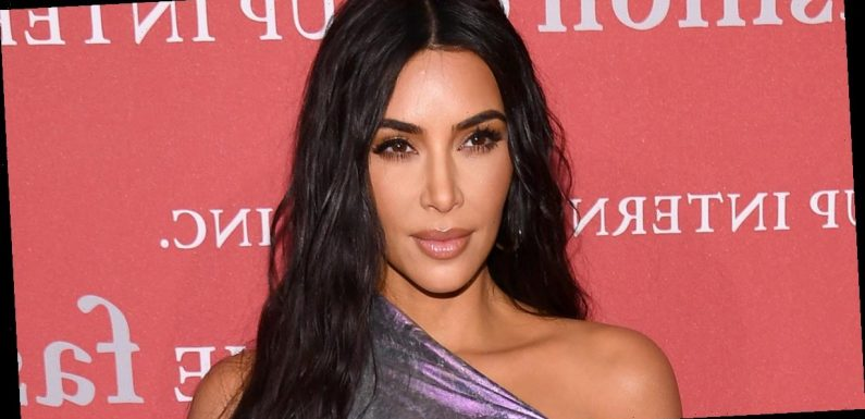 Kim Kardashian Reveals She Gained 18 Pounds in the Last Year