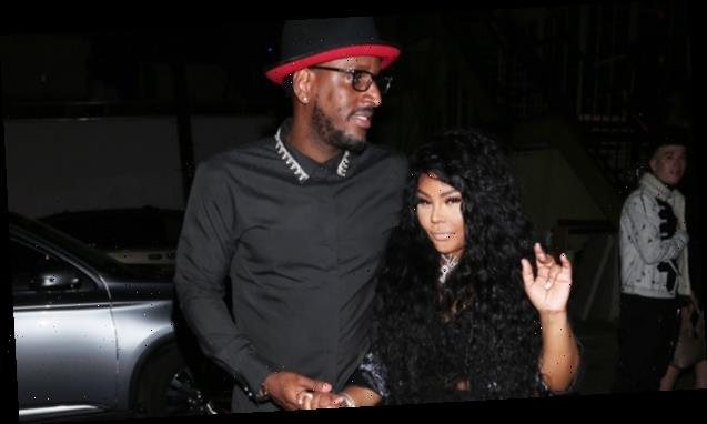 Lil' Kim Holds Hands With New BF On Date Night After Going Public With Their Secret Romance