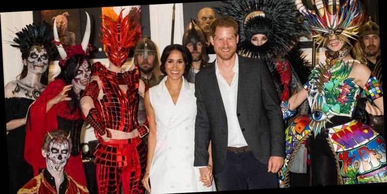 """Meghan Markle and Prince Harry Call Archie Their """"Little Pumpkin"""" in a Halloween Shoutout"""