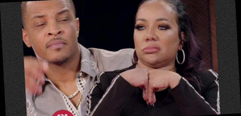 T.I. and Wife Tiny Break Down What Led to Marriage Issues on Red Table Talk