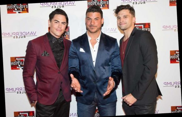 Vanderpump Rules' Jax Taylor, Tom Sandoval & Tom Schwartz Want Their Kids to 'Grow Up Together'
