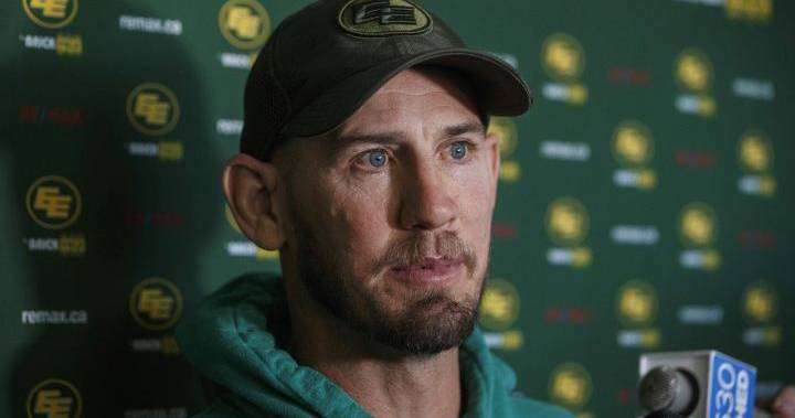 Maas believes Eskimos on cusp of being championship-level team, wants to stay coach in Edmonton