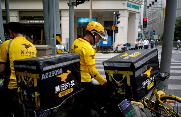 China food delivery firm Meituan posts second straight quarterly profit since listing